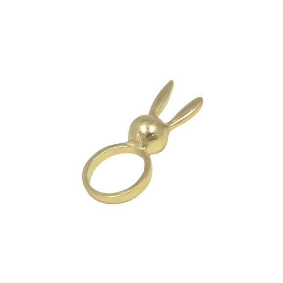 RABBIT COLLECTION RING - product image