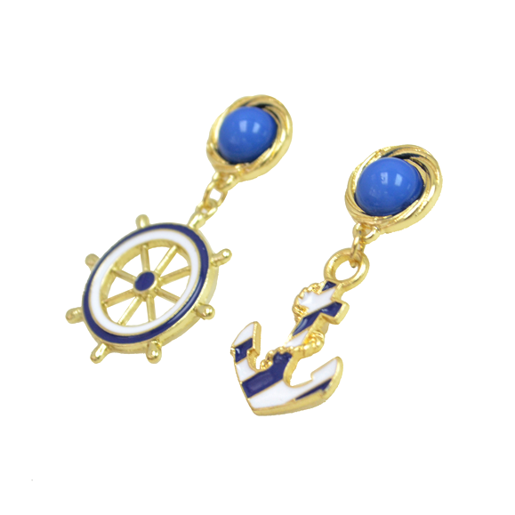 ANCHOR EARRINGS - product image