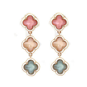 CLOVER EARRINGS - product image