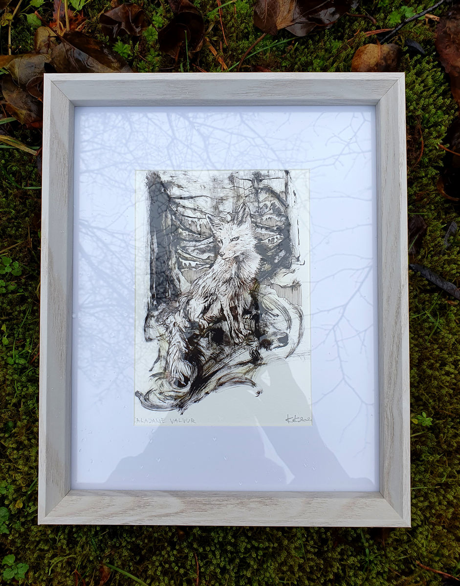 LIMITED EDITION FRAMED GRAPHICS 22x27CM  - product images  of