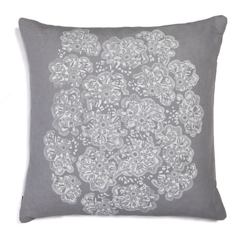 Crochet,Lace,Print,Cushion,crochet, lace, print, cushion, uk