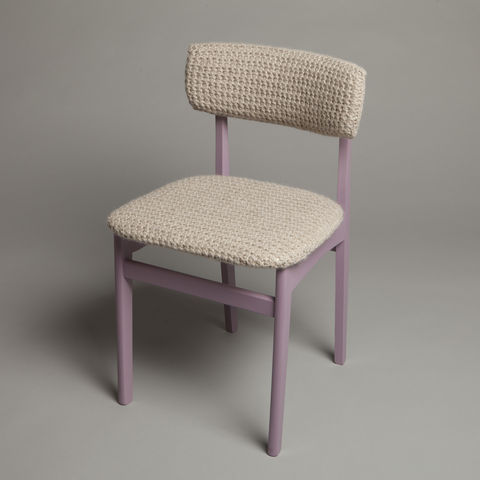 Trinity,Chair,trinity, chair, upholstery, upcycled, crochet