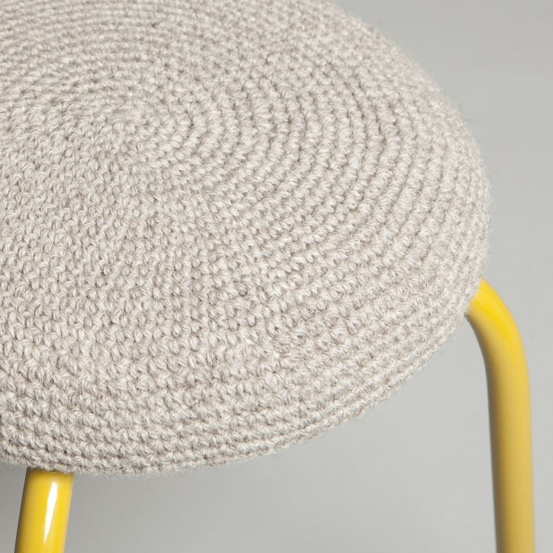 Suffolk Grey Stool - product images  of