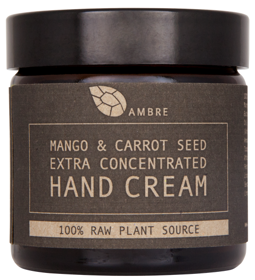 MANGO AND CARROT SEED EXTRA CONCENTRATED HAND CREAM 60ml - product images