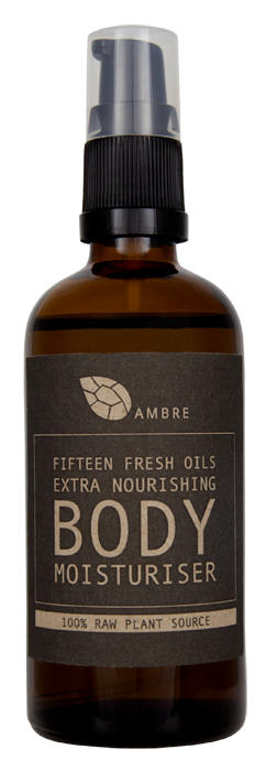 FIFTEEN FRESH OILS EXTRA NOURISHING BODY MOISTURISER 100ml - product images