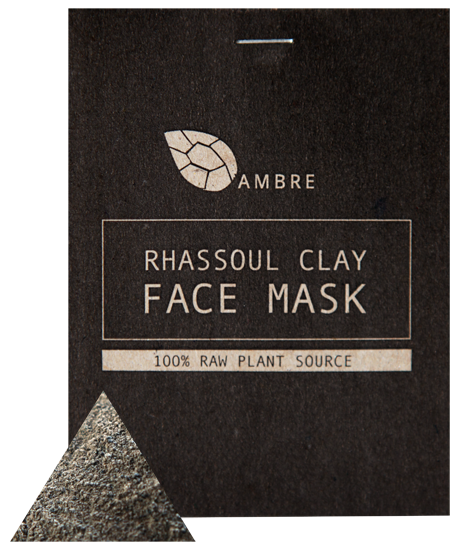 RHASSOUL CLAY FACE MASK 15g - product images