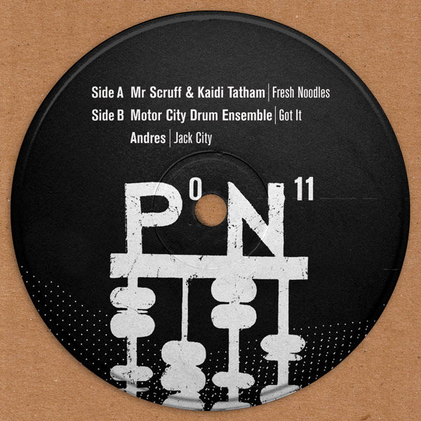 PN11 - Motor City Drum Ensemble - Got It - V/A - product image