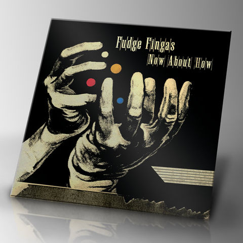 Fudge,Fingas,-,Now,About,How,2xLP/CD,PNCD04. PNLP02, Fudge Fingas, Now About How, What do you do?, If we're going to go, S1ngularity, SOYB, Sudden Landing,  Polo, Silent Statues, The Tree, Mind Swamp, It's the Music