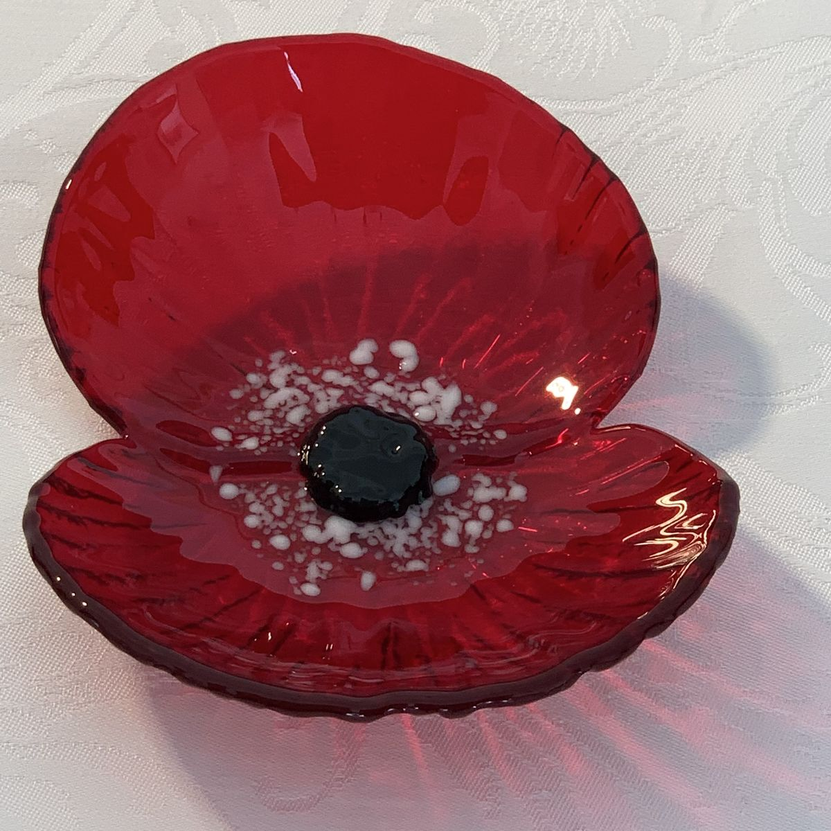 Poppy 'Bold' - small - deep red - product images  of