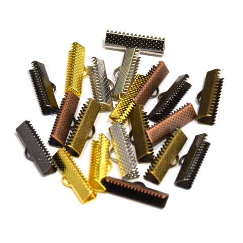22mm,(7/8),Ribbon,Clamp,End,Crimps,22mm ribbon clamps, 7 8 ribbon clamps, ribbon clamps, ribbon crimps, ribbon ends, ribbon findings