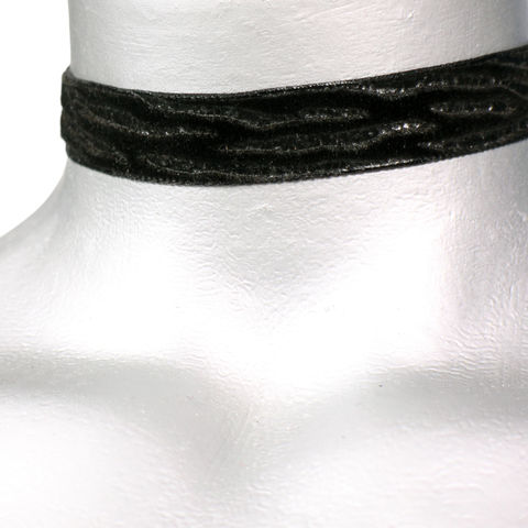 16mm,(5/8),Plain,Black,Zebra,Velvet,Ribbon,Choker,Necklace,zebra choker, black velvet choker, black choker, black ribbon choker, ribbon choker, velvet choker, ribbon choker necklace