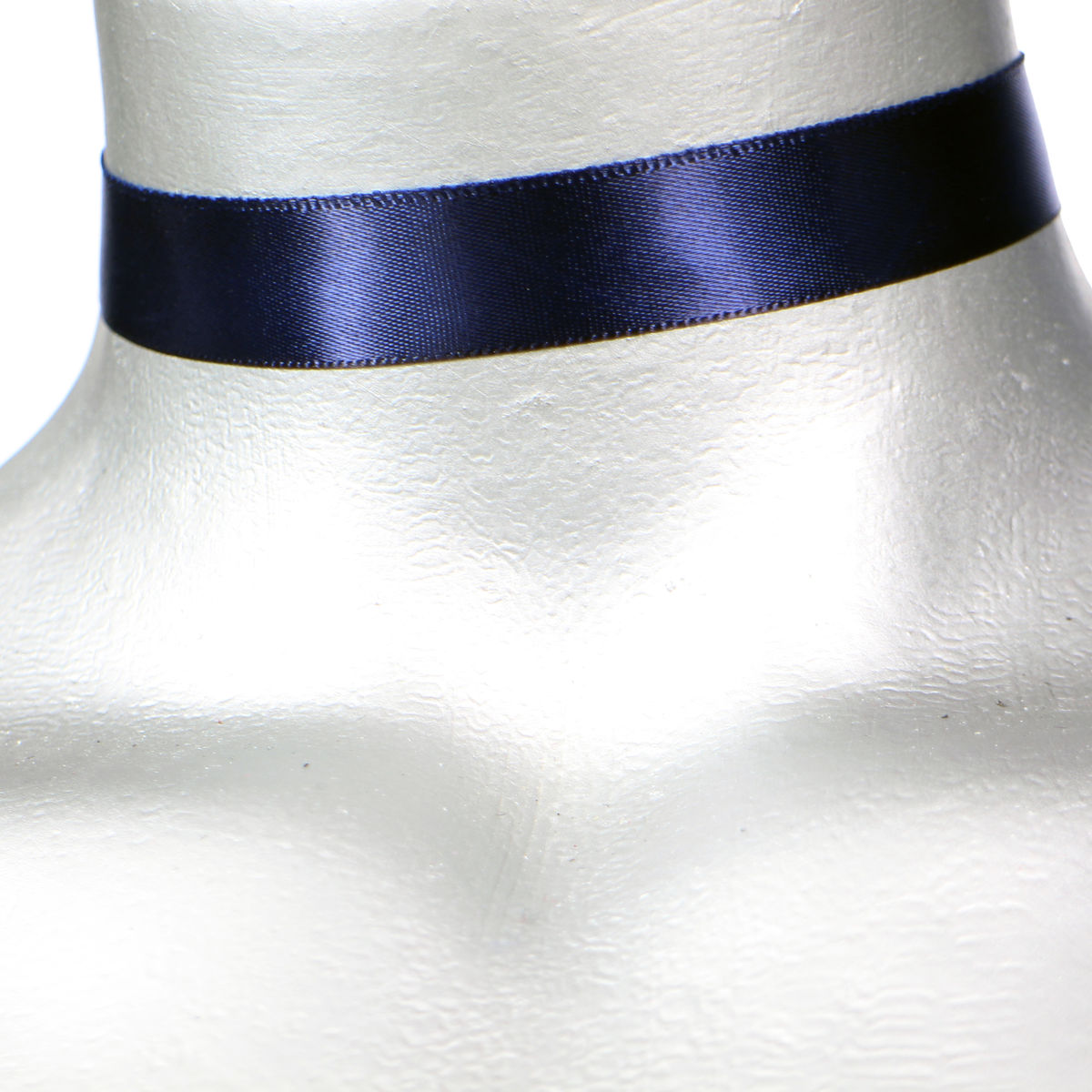 white strand jewelry whitemulti necklace lanvin in normal satin colour lyst product pearl ribbon gallery