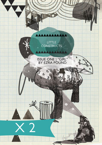 Little,Constructs,Issue,1,-,Girl,(2,copies),Little Constructs, Zine