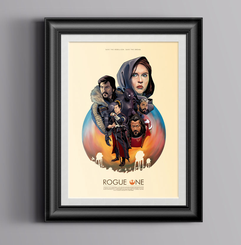 Rogue One - product images  of