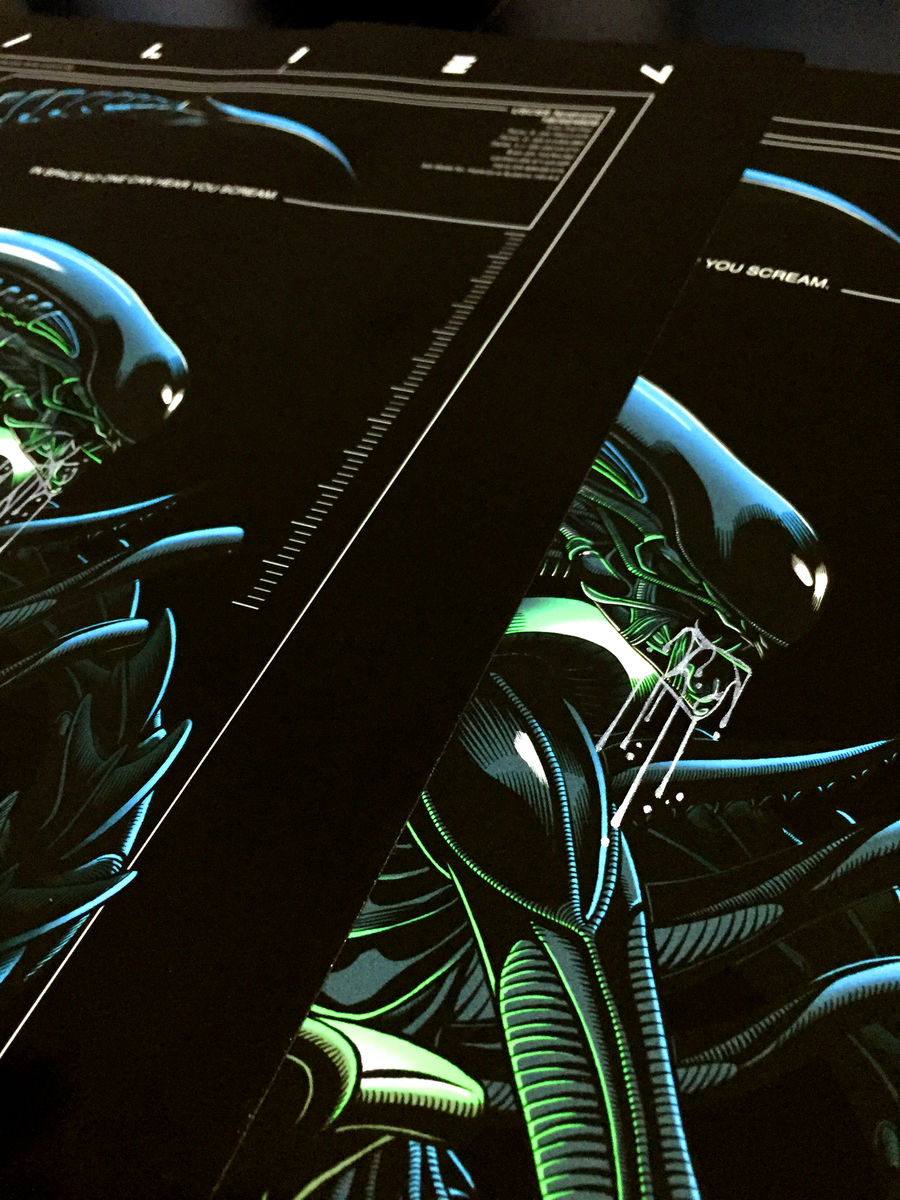 SOLD OUT - Alien - SDCC17 Embellished Limited Edition Exclusive - product images  of