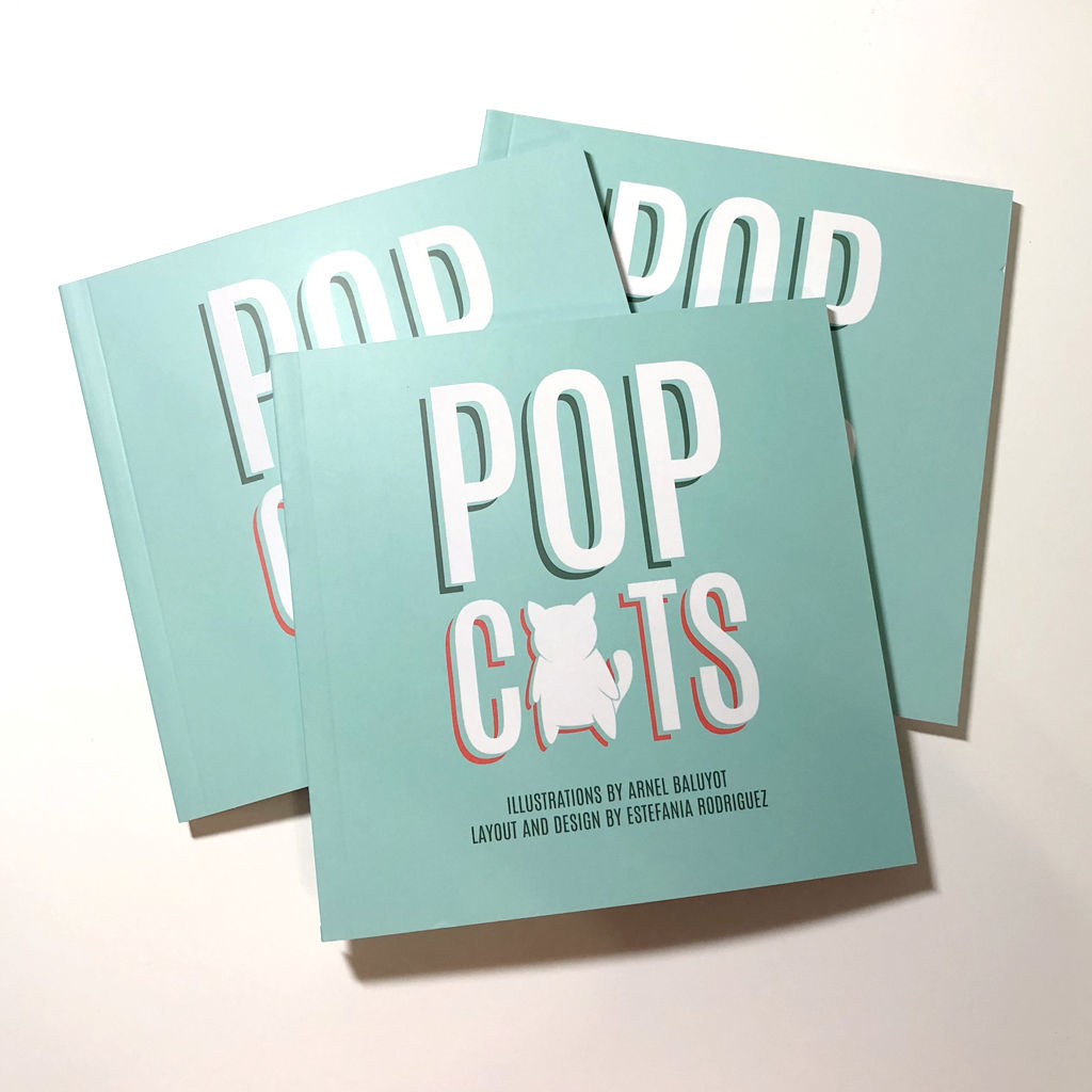 Pop Cats™  Vol 1. - product image