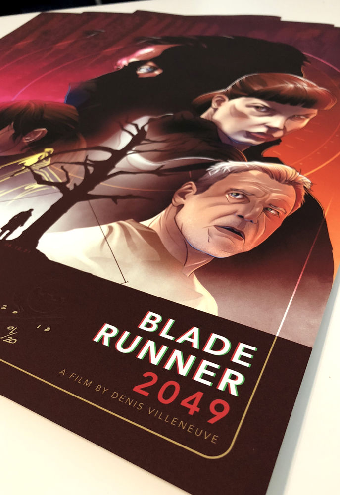 Blade Runner 2049 - WCA18 Embellished Limited Edition Exclusive - product images  of