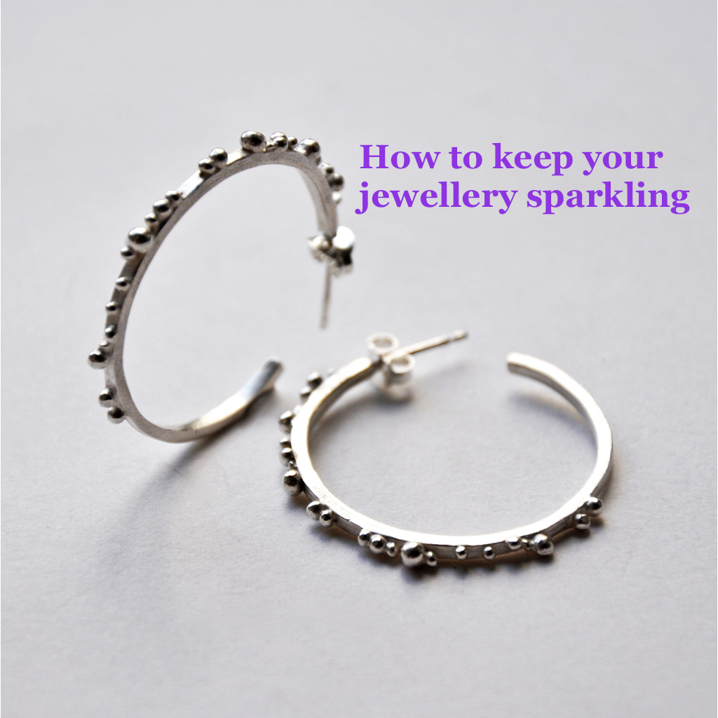 Caring for your jewellery
