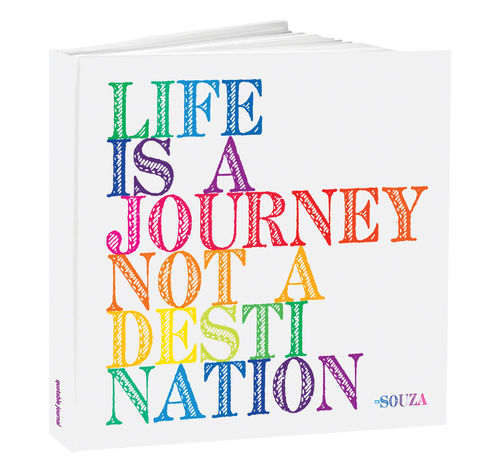 life,is,a,journey,quotable,journal, journal