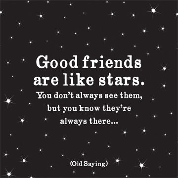 good,friends,are,stars,magnet