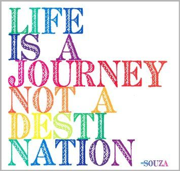 life,is,a,journey,magnet,quotable, magnet