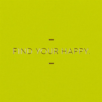Find,Your,Happy,Journal,compendium, motto journal