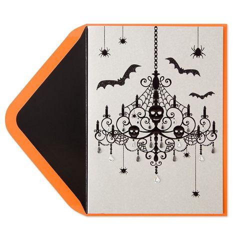 Birthdaylicious anas papeterie greeting cards stationery and blackspookychandelierpapyrus halloween m4hsunfo
