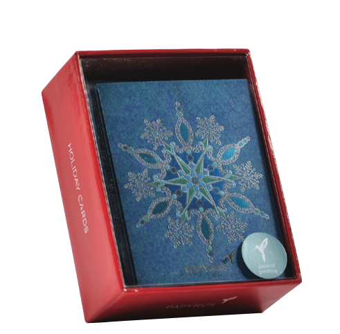 Blue Snowflake Box Set - product images