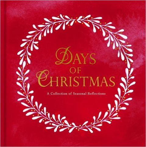 Days,of,Christmas,christmas, book, days of christmas, compendium, live inspired
