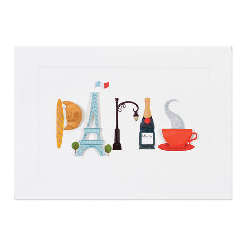 Handmade,Paris,Icons,papyrus, handmade, paris, blank, express yourself, international, hong kong