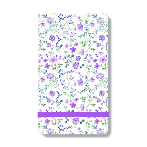 Twiggy,Lavender,Floral,Purse,Notepad,twiggy, lavender, floral, purse, notepad, fringe, studio, spring, 2016, mother's, mother, mom, moms, day, may 8th, eighth