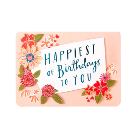 Birthday cards for her collection anas papeterie greeting happiestofbirthdayspapyrus emily mcdowell handmade greeting card bookmarktalkfo Images