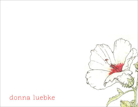 hibiscus,stationery,wildflower, stationery, hibiscus