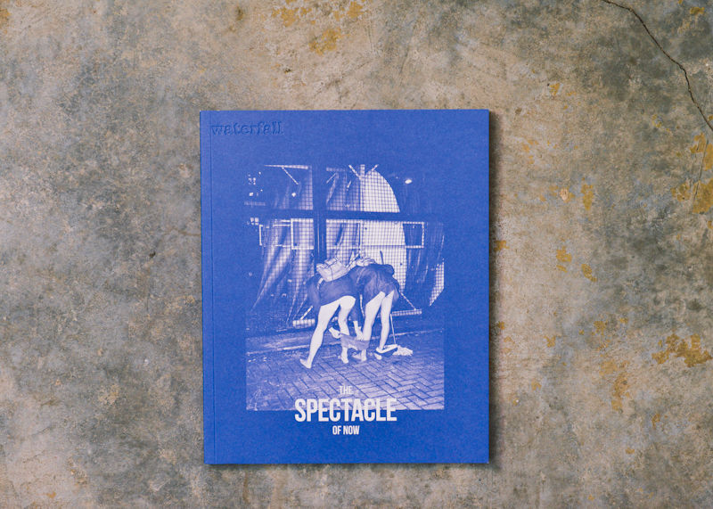 Waterfall Issue 4: The Spectacle of Now - product image