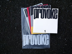 Provoke,-,Complete,Reprint,of,3,Volumes,(Pre-Order)╱挑釁-完全復刻版(預購)