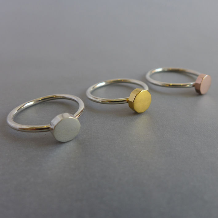 Decagon ring - product images  of