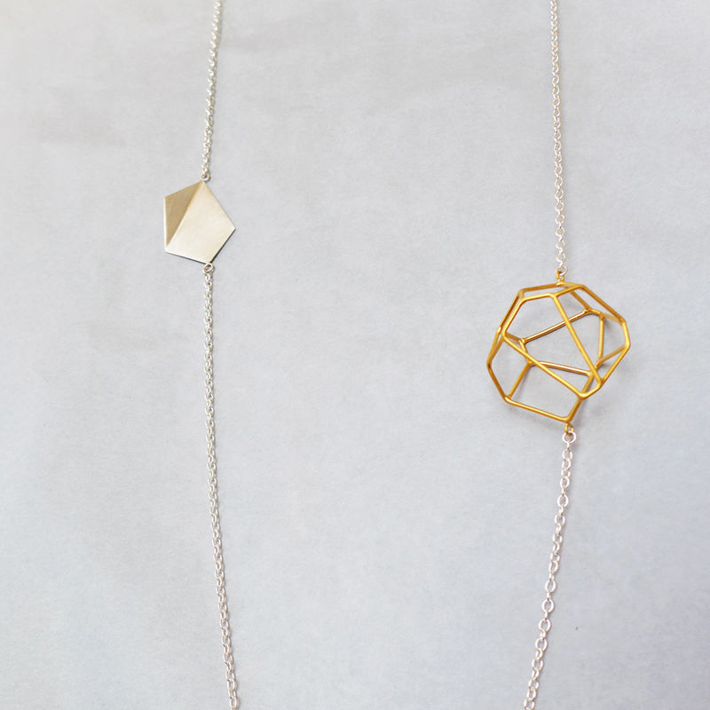 Etta necklace - product images  of