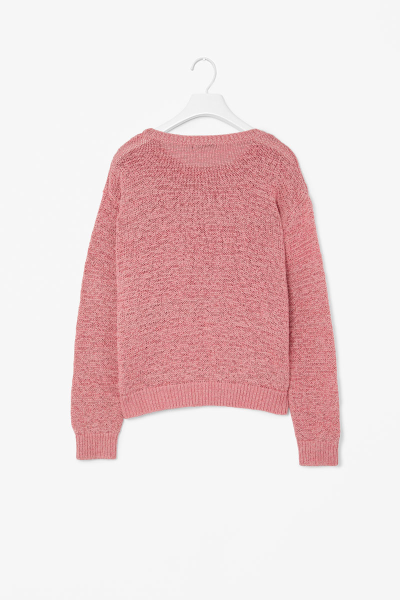SPECKLED KNIT TOP - product images  of