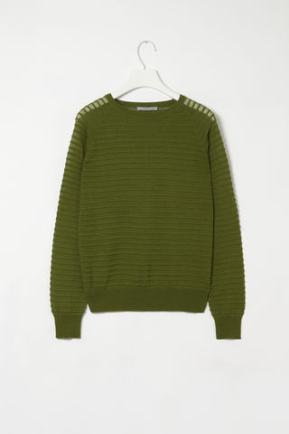 RIPPLE,KNIT,JUMPER