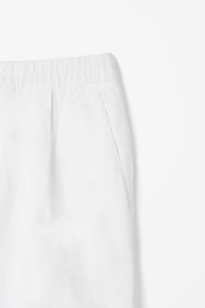 RELAXED COTTON TROUSERS - product images  of