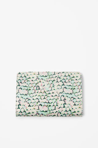 PRINTED,CLUTCH,BAG