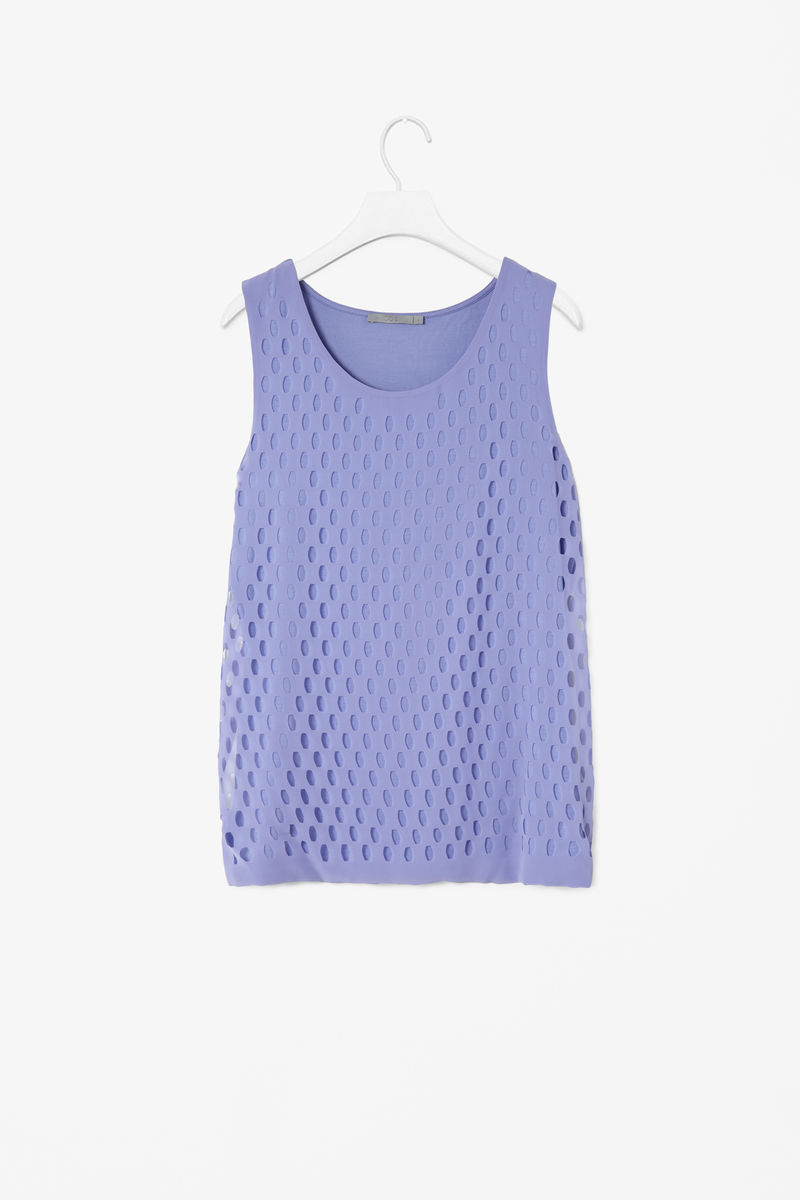 PERFORATED LAYER TOP  - product images  of