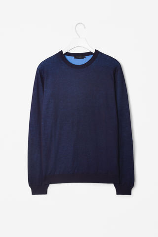 OVER-DYED,COTTON,JUMPER