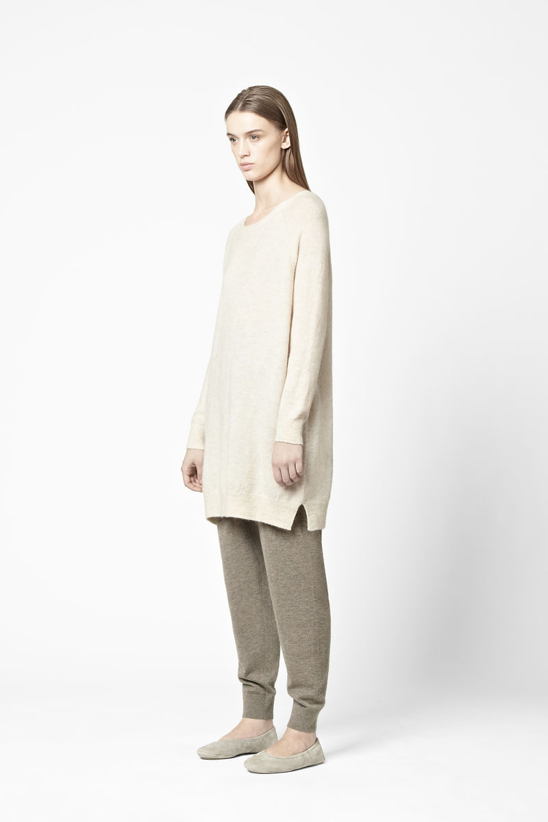 MOHAIR WOOL DRESS  - product images  of