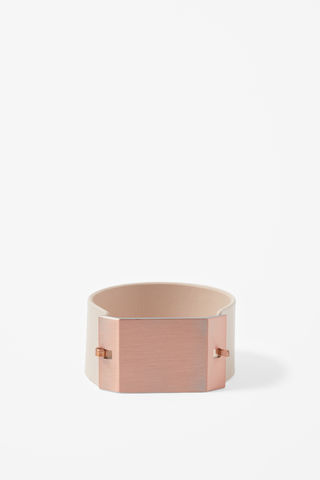 LEATHER,AND,METAL,CUFF