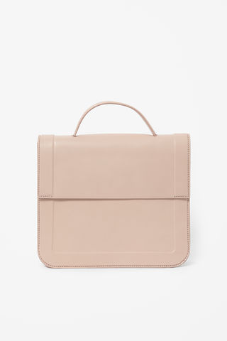 EMBOSSED,LEATHER,BAG
