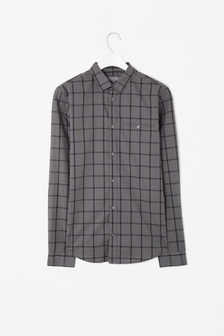 CHECKED,CASUAL,SHIRT