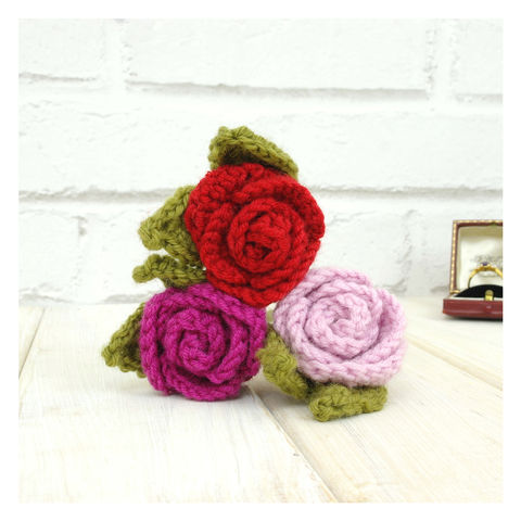 Eternal,Rose,Eternal Rose. Wedding. Mothers Day. Flowers. Handmade, Crochet Rose with Gift Box - Eternal Red Rose - Pink Rose - Valentines Gift - Gifts For Her - Eternal Rose - Eternal Love - Proposal Idea