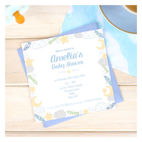 Square,Personalised,Baby,Shower,Invitation,Pack,Square Personalised Baby Shower Invitation Pack, personalised invites, custom invites, new baby party, baby shower ideas, new baby shower, baby shower, pregnancy announcement invites, new arrival invitations, baby shower invites, new baby invites, baby in