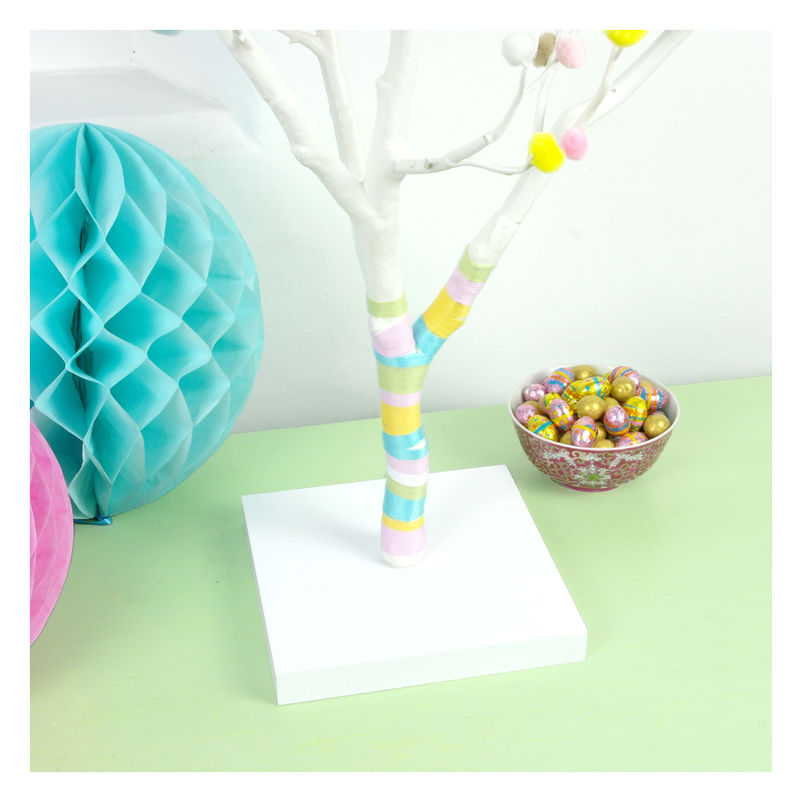 Pom Pom Easter Tree  - product images  of